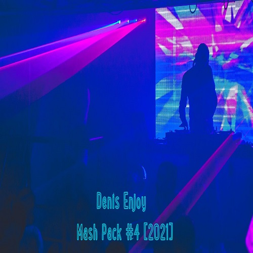 Denis Enjoy - Mash Pack #4 [2021]