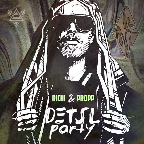 Richi, Propp - Detsl Party (Detsl Cover Mix) [2021]