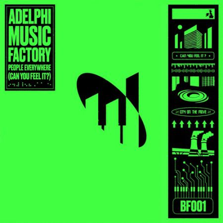 Adelphi Music Factory - People Everywhere (Can You Feel It) (Club Mix) [2021]