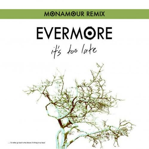 Evermore - It's Too Late (Monamour Remix) [2021]