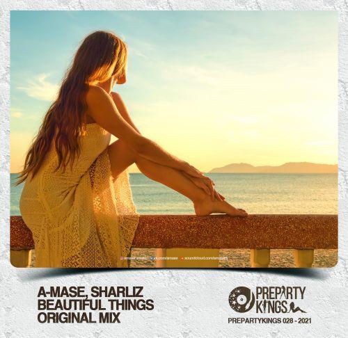 A-Mase, Sharliz  - Beautiful Things (Radio Mix; Original Mix) [2021]