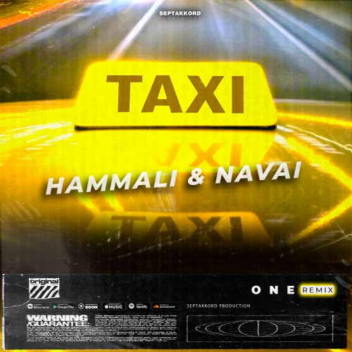 Hammali & Navai - Такси (One Remix) [2021]