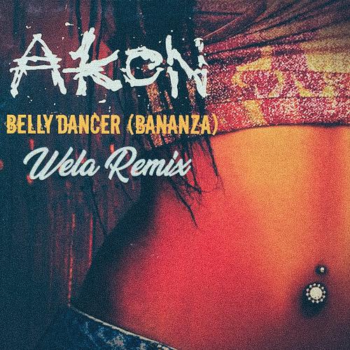 Akon - Belly Dancer (Bananza) (Wela Remix) [2021]