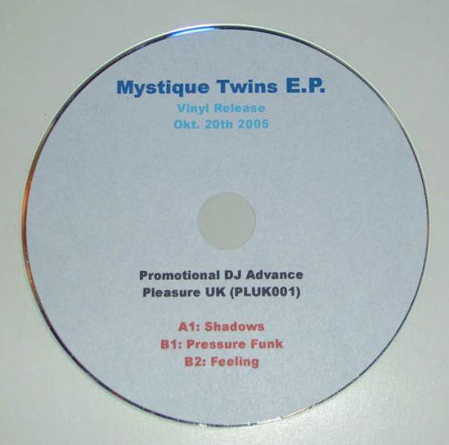 Mystique Twins – Mystique EP (UK CDr Promo) [2005]