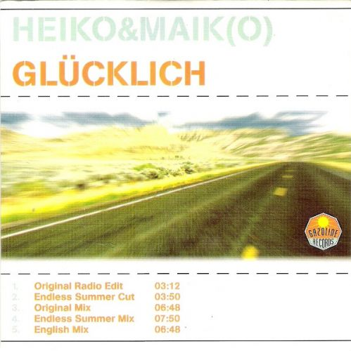 Heiko & Maiko - Glücklich (Russian Mix Radio Edit; Russian Mix) [2004]