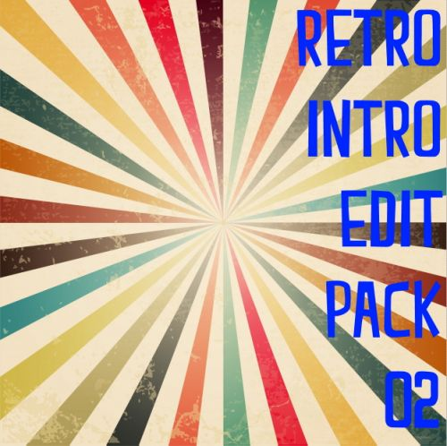 Retro Intro Edit Pack 02 [2021]