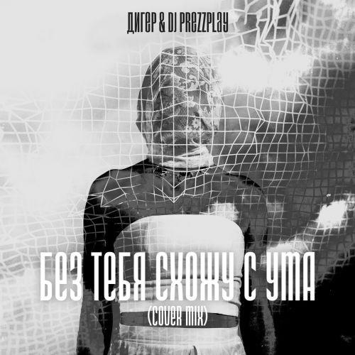 Дигер & DJ Prezzplay - Без тебя схожу с ума (Cover Mix) [2021]