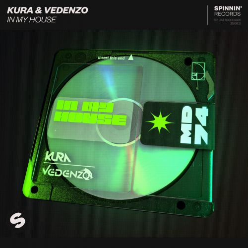 Kura & Vedenzo - In My House (Extended Mix) [2021]