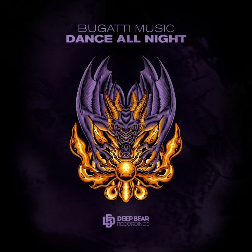Bugatti Music - Dance All Night (Extended Mix) [2021]