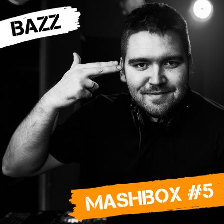 Dj Bazz - Mashbox #5 [2021]