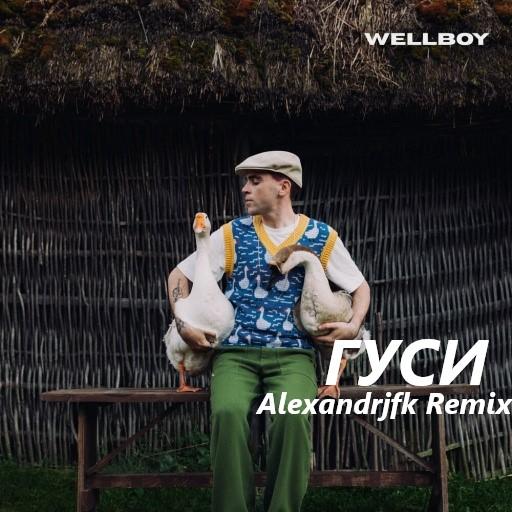 Wellboy - Гуси (Alexandrjfk Remix) [2021]