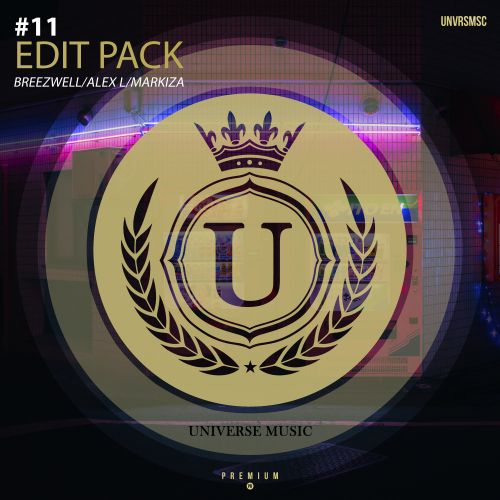 Universe Music - Edit Pack #11 [2021]