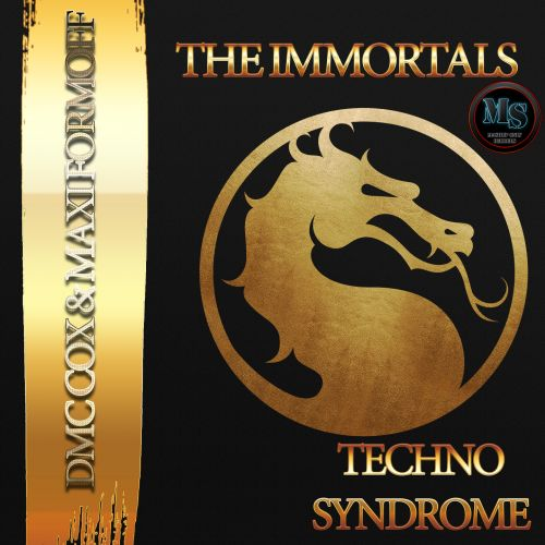 The Immortals x Zan x John.Bis.Te x Bacardi - Techno Syndrome (Dmc Cox & Maxi Formoff Mashup) [2021]
