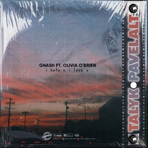 Gnash ft. Olivia O'brien - I Hate U, I Love (Talyk & Pavelalt Remix) [2021]