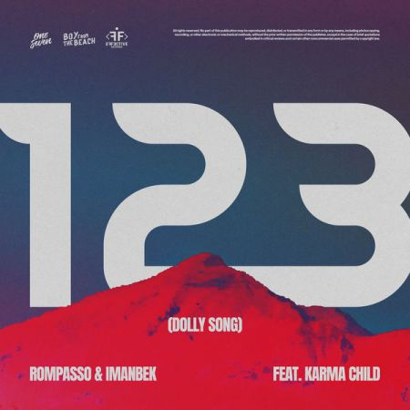 Rompasso, Imanbek feat. Karma Child - 123 (Dolly Song) (Extended Mix) [2021]