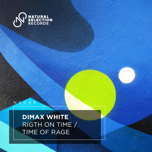Dimax White - Time of Rage [2021]