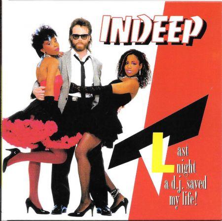 Indeep - Last Night A DJ Saved My Life (Mike & Me Edit) [2021]