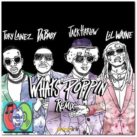 Jack Harlow - Whats Poppin (Kastra Mash) [2021]